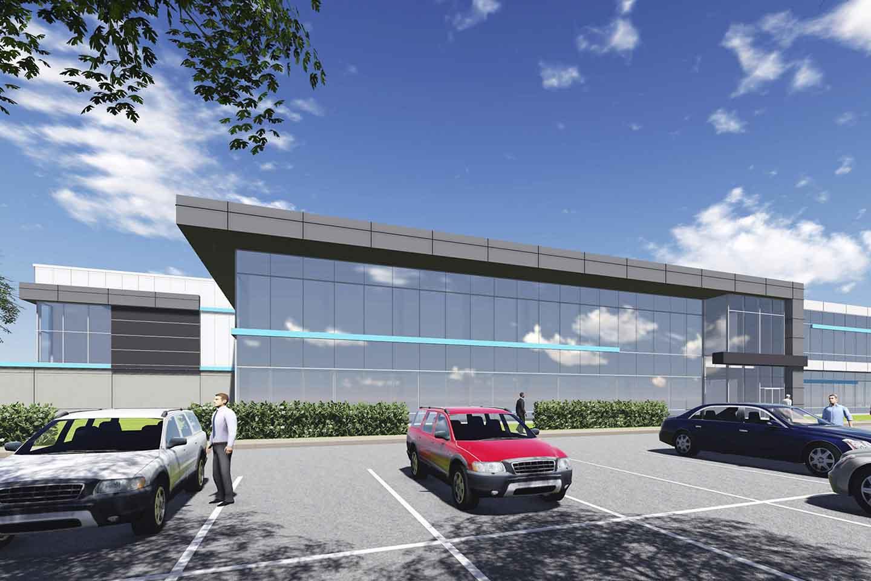 Laval X Corporate Centre