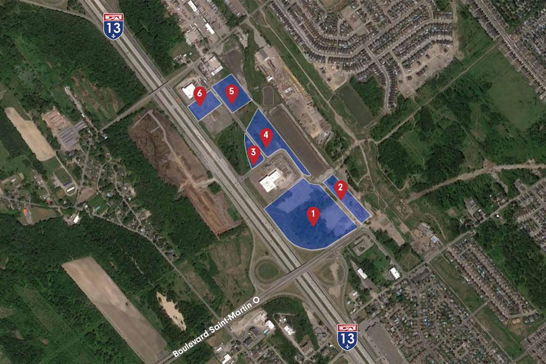 Centre Corporatif Laval X