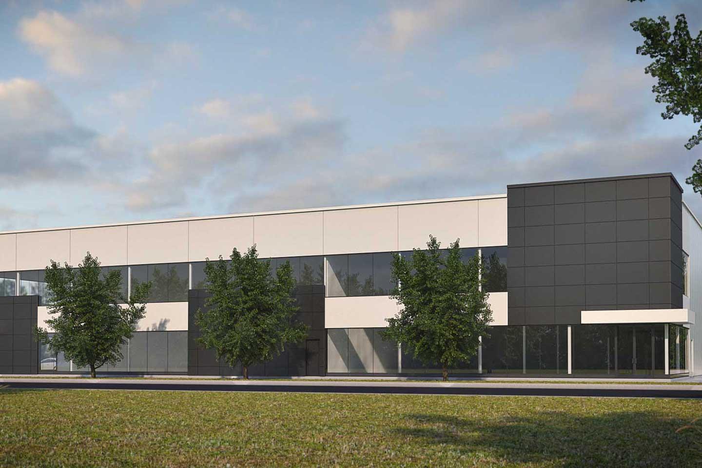 Laval II Corporate Centre